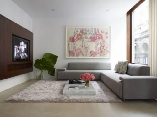 Дизайн гостиной в квартире в панельном доме