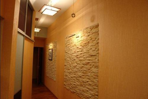 Стен в коридоре оформление прихожей